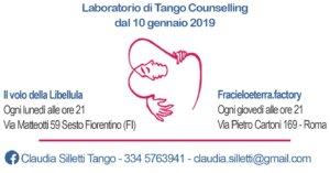 Laboratorio settimanale di Tango Counselling