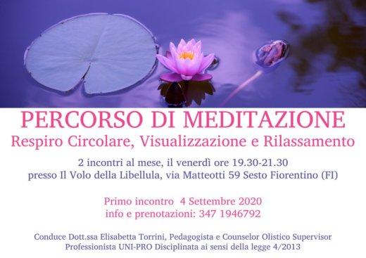 Meditazione, Respiro, Visualizzazione e Rilassamento