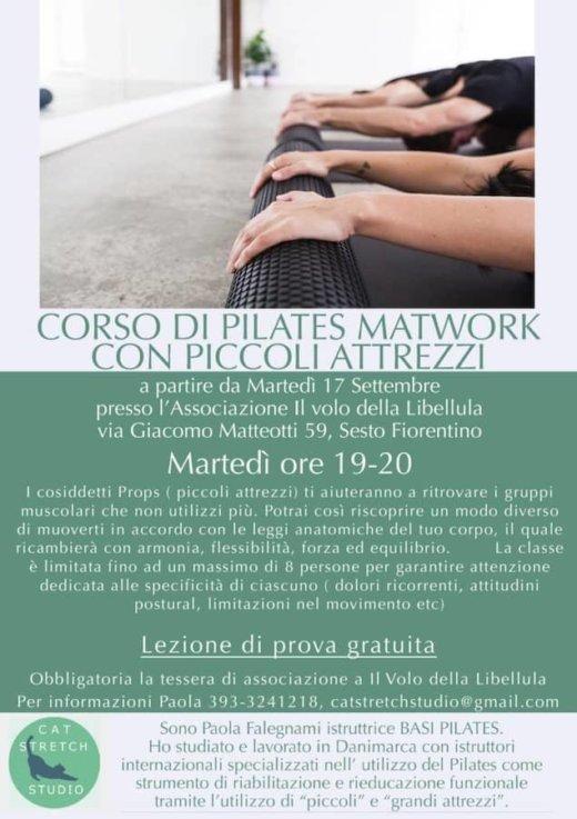 Pilates - Il Volo della Libellula