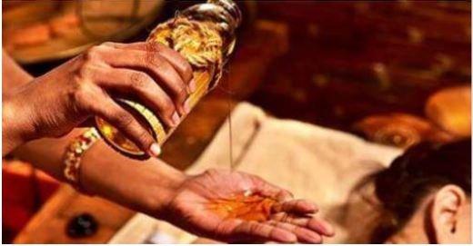 Massagggio Ayurvedico armonizzante